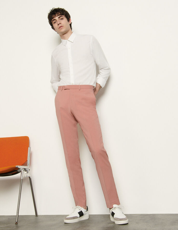 Sandro Cool wool suit trousers