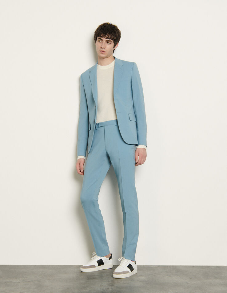 Sandro Stretch suit trousers