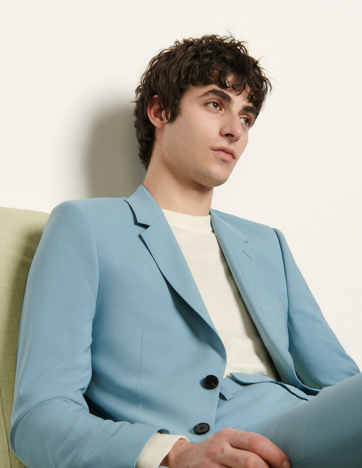 Sandro Stretch suit jacket