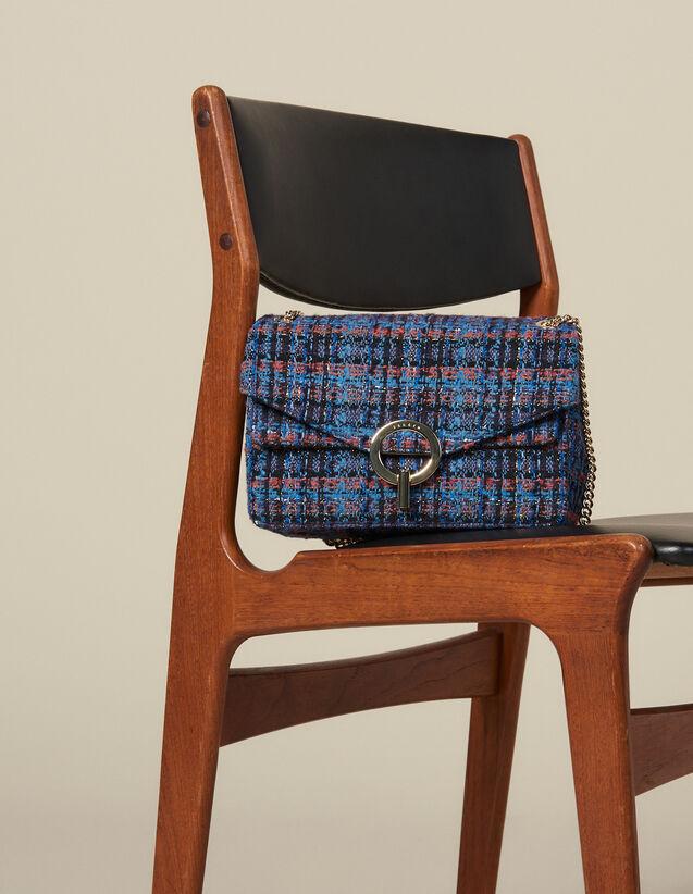 Yza Tweed Bag : Bags color Multi-Color