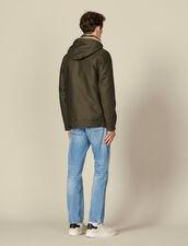 Deck Jacket Parka : Coats color Olive Green