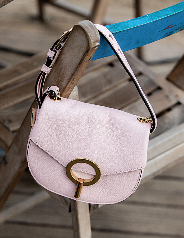 Pépita Bag, Small Model : Bags color Mimosa