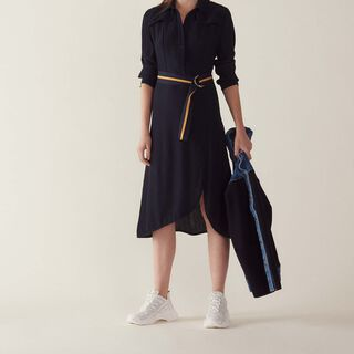 Marc, Navy Blue, hi-res, | sandro-paris.com