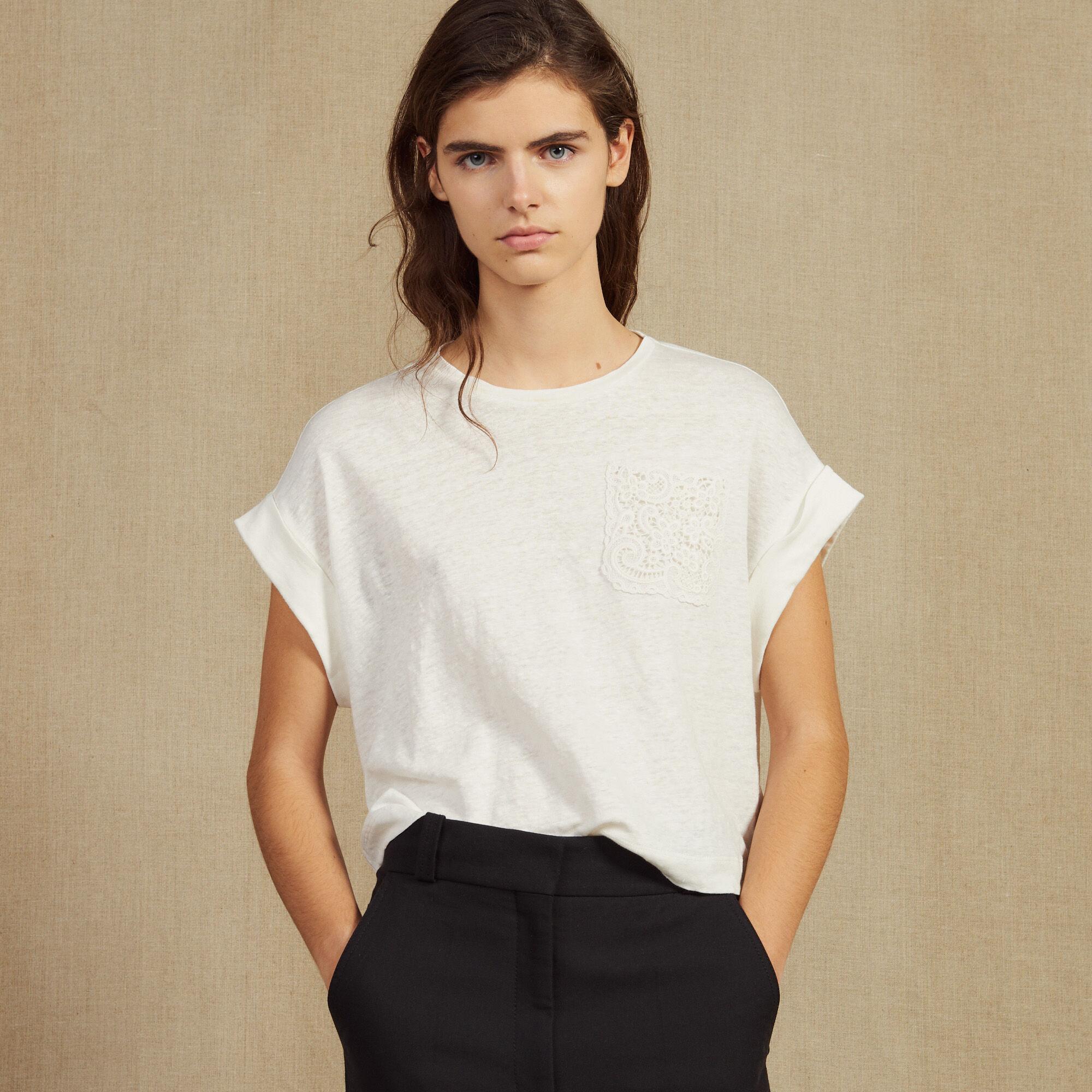 On ClothingSandro Topsamp; Topsamp; Shirts Shirts On Shirts On SaleWomen Topsamp; ClothingSandro SaleWomen cFKTlJ1
