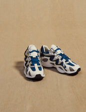 Technical Running Sneakers : Shoes color Blue