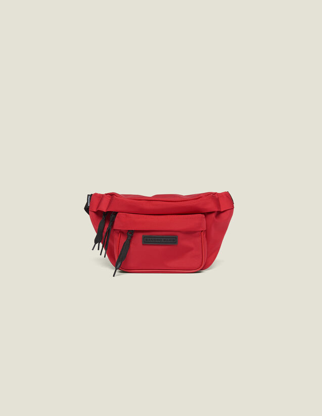 Cross-Body Fanny Pack : Bags color Red