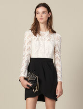 Layered dress : Dresses color Black