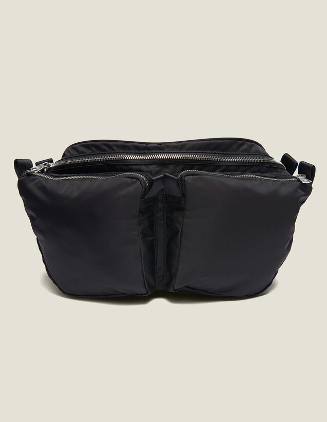 Belt Bag : Bags color Black