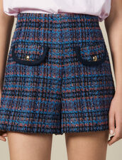 Tweed Shorts : Pants & Shorts color Multi-Color