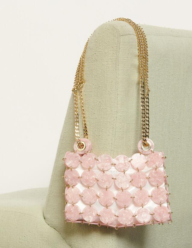 Pastille bag : Spring Pre-Collection color Mauve