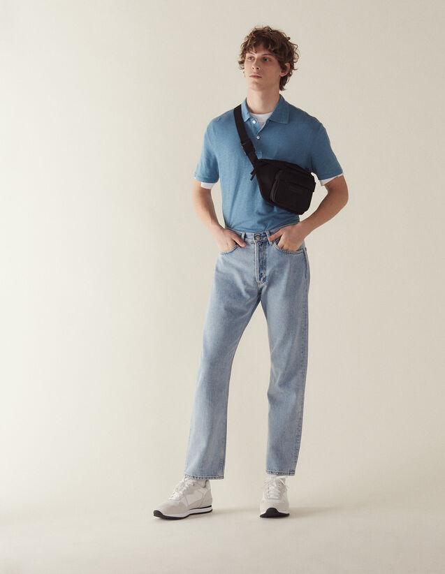 Straight-Cut Vintage Blue Jeans : Pants & Jeans color Blue Vintage - Denim