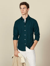 Flannel shirt : Shirts color Ecru