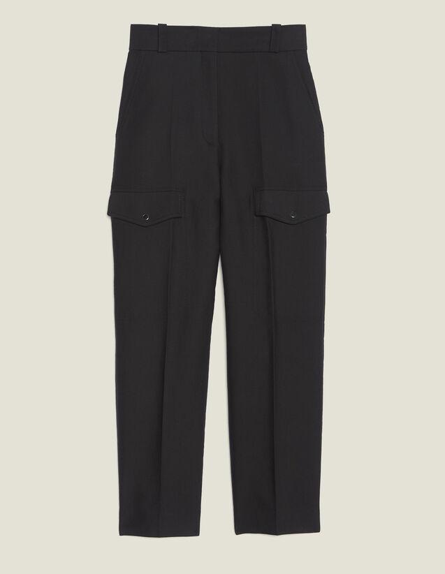 Cargo Pants : Pants & Shorts color Black