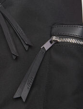 Technical Material Backpack : Bags color Black