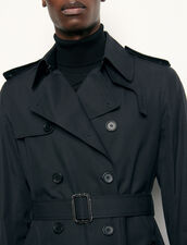 Belted trench coat : Spring Pre-Collection color Beige