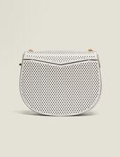 Pépita Bag, Medium Model : Bags color white