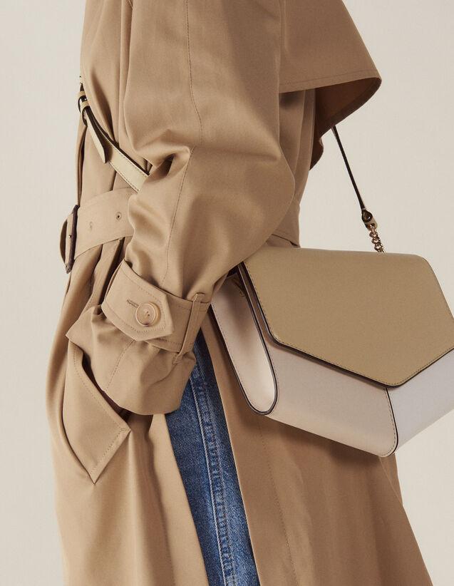 Lou Bag Large Model : Bags color Beige/Blanc/Ecru