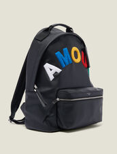 Amour Backpack : Bags color Black
