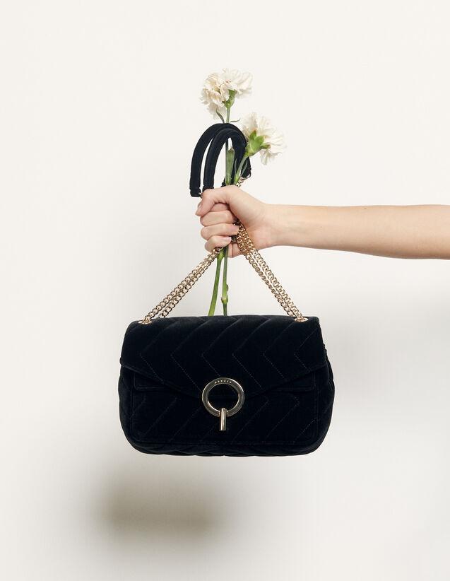 Yza Bag : Spring Pre-Collection color Black