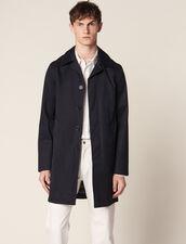 Cotton Raincoat : Coats color Beige