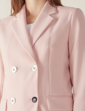 Matching Tailored Jacket : Jackets color Pink
