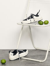 Flame Sneakers : Spring Pre-Collection color Storm