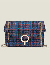Yza tweed bag : Bags color Multi-Color