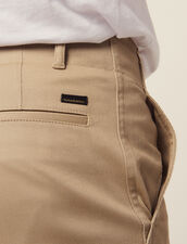 Straight-Leg Chino Pants : Pants & Jeans color Beige