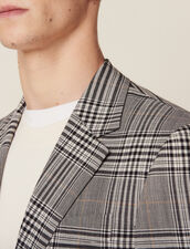 Classic Suit Jacket : Suits & Blazers color Grey