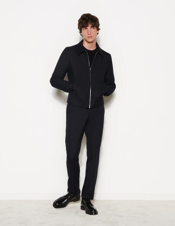 Sandro Zip-up jacket