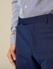Classic Super 110 Suit Pants : Suits & Blazers color Petrol