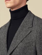 Thick suit jacket : Suits & Blazers color Grey