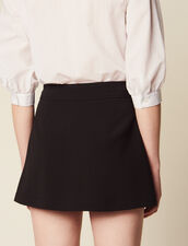 Layered-Effect Shorts : Pants & Shorts color Black