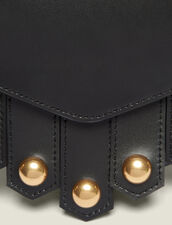 Lou Handbag, Medium Model : Bags color Black