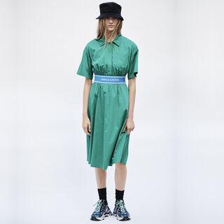 Ofiane, Green, hi-res, | sandro-paris.com