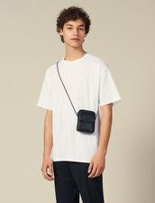 Cotton T-Shirt : T-shirts & Polos color Black