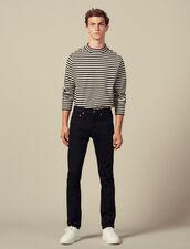 Slim-fit jeans : Jeans color Black