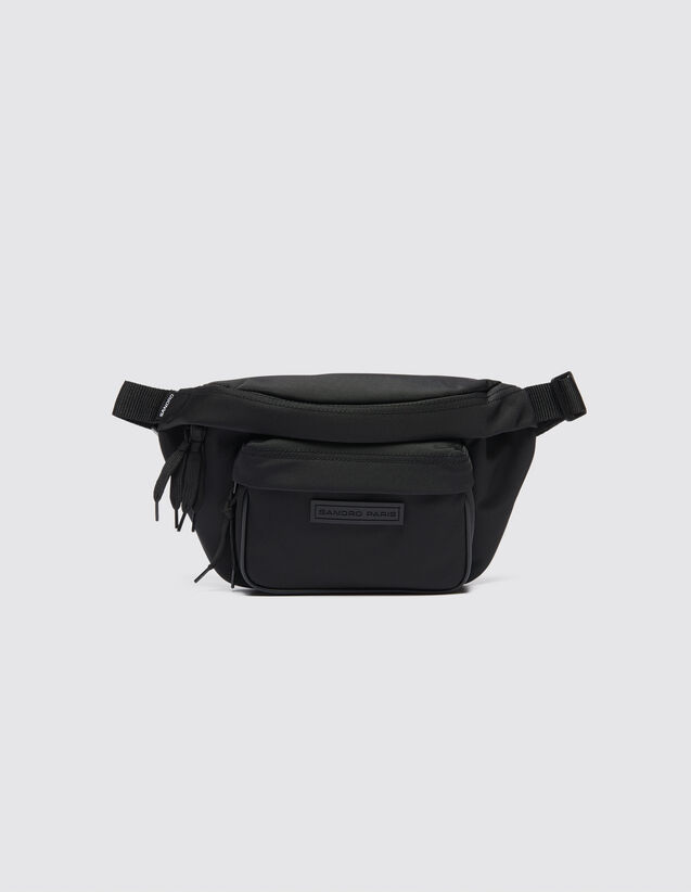Cross-Body Fanny Pack : Bags color Black