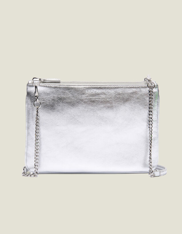 Addict Pouch : Bags color Silver