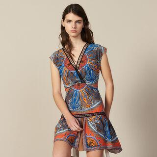 Aro, Multi-Color, hi-res, | sandro-paris.com