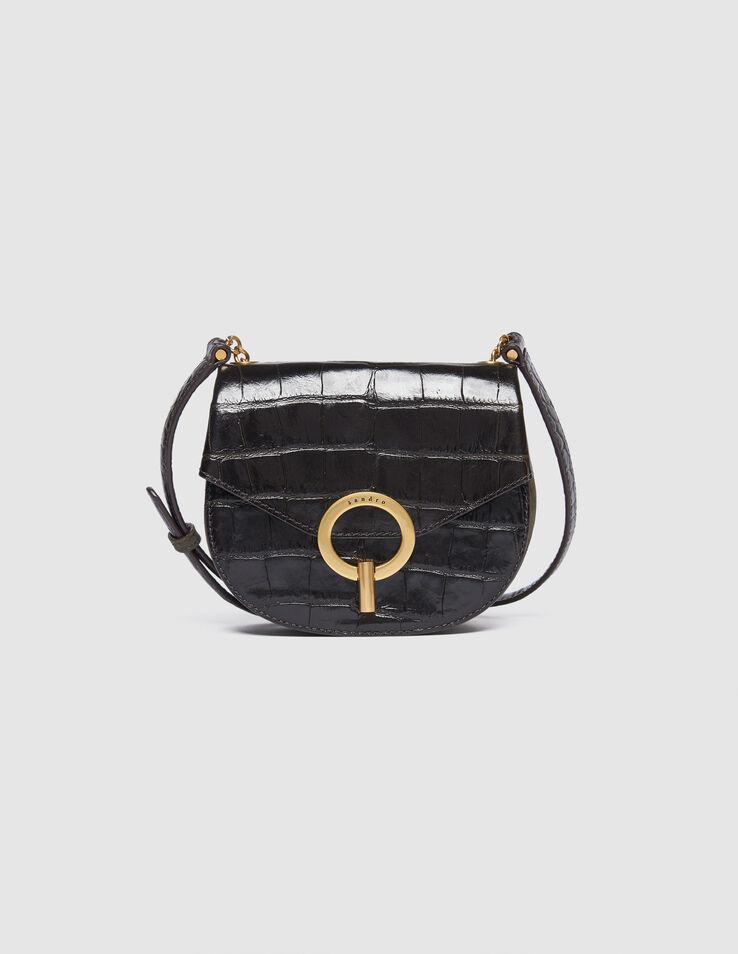 44482133fdcb Pepita embossed leather bag