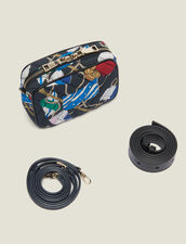 Fanny Pack In Quilted Printed Fabrics : Bags color Multi-Color