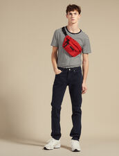 Narrow Cut Jeans : Pants & Jeans color Indigo