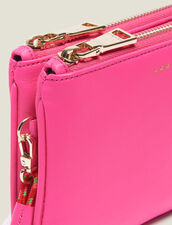 Mini Addict Pouch With Wrist Strap : Other Accessories color Pink