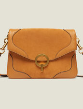 Sybille Bag, Small Model : Bags color Camel
