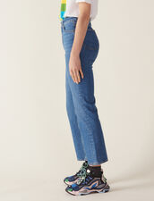 Flared Jeans : Pants & Shorts color Blue Vintage - Denim