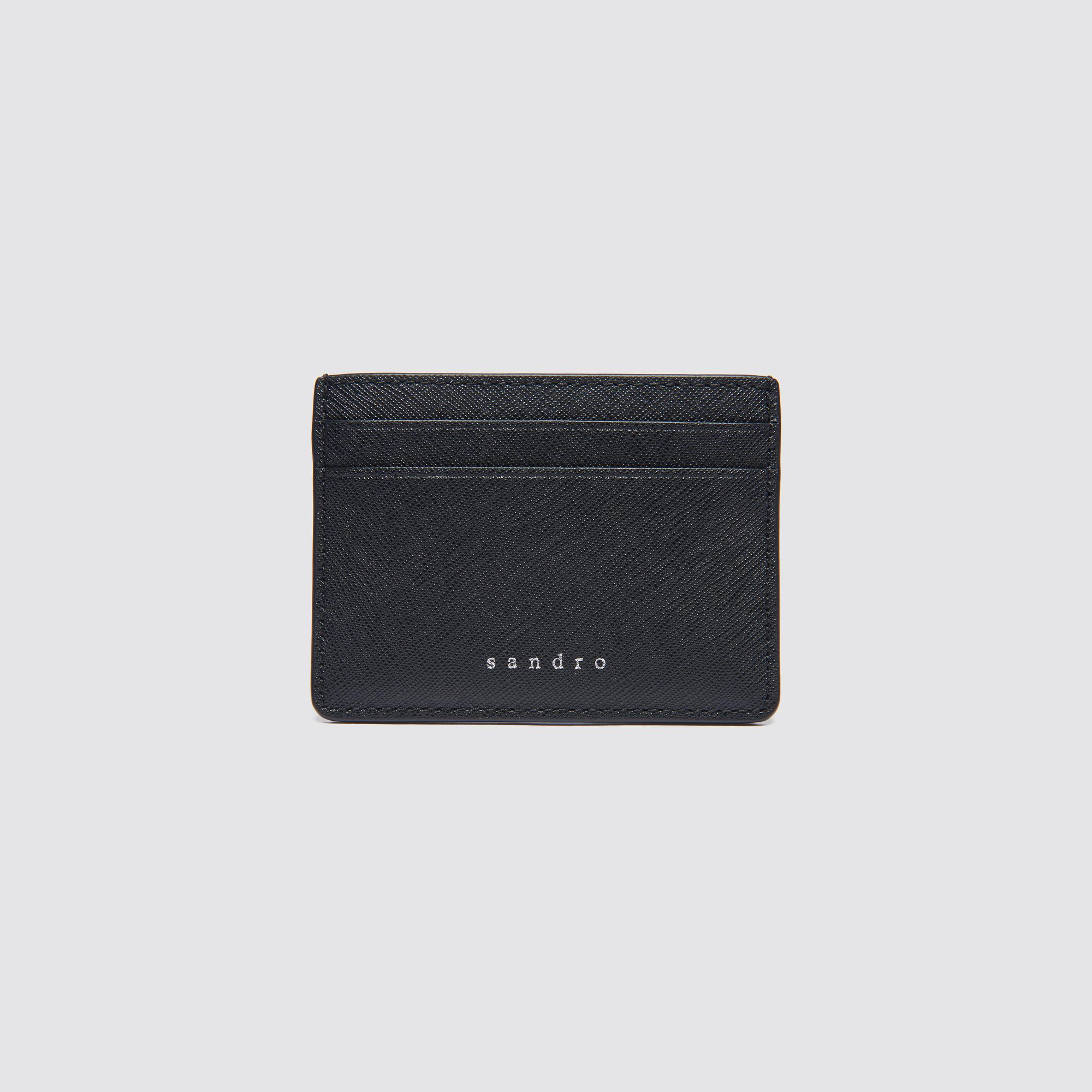 holder - Leather Card Holder Wallet