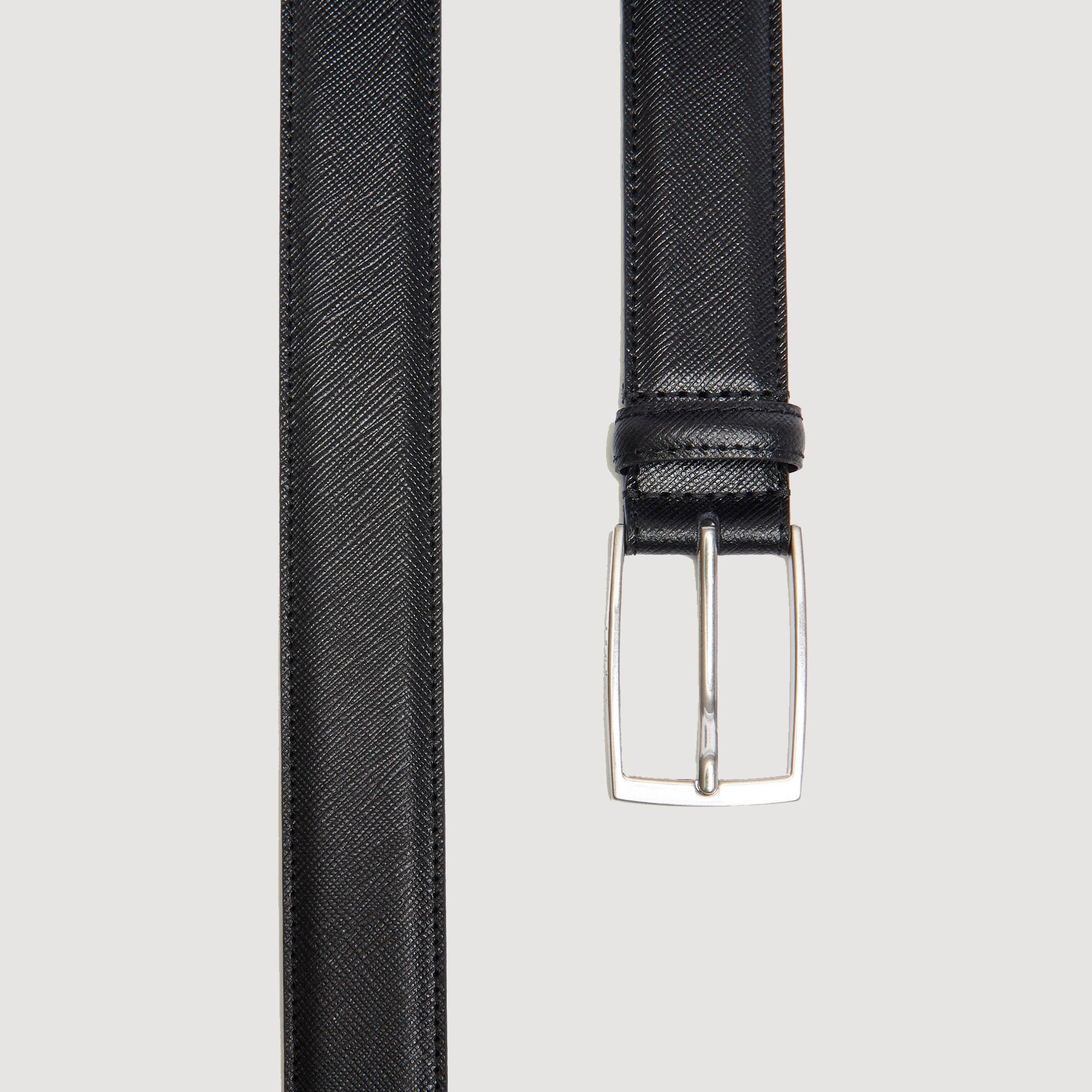 d4fe8f5dbd Saffiano Leather Belt