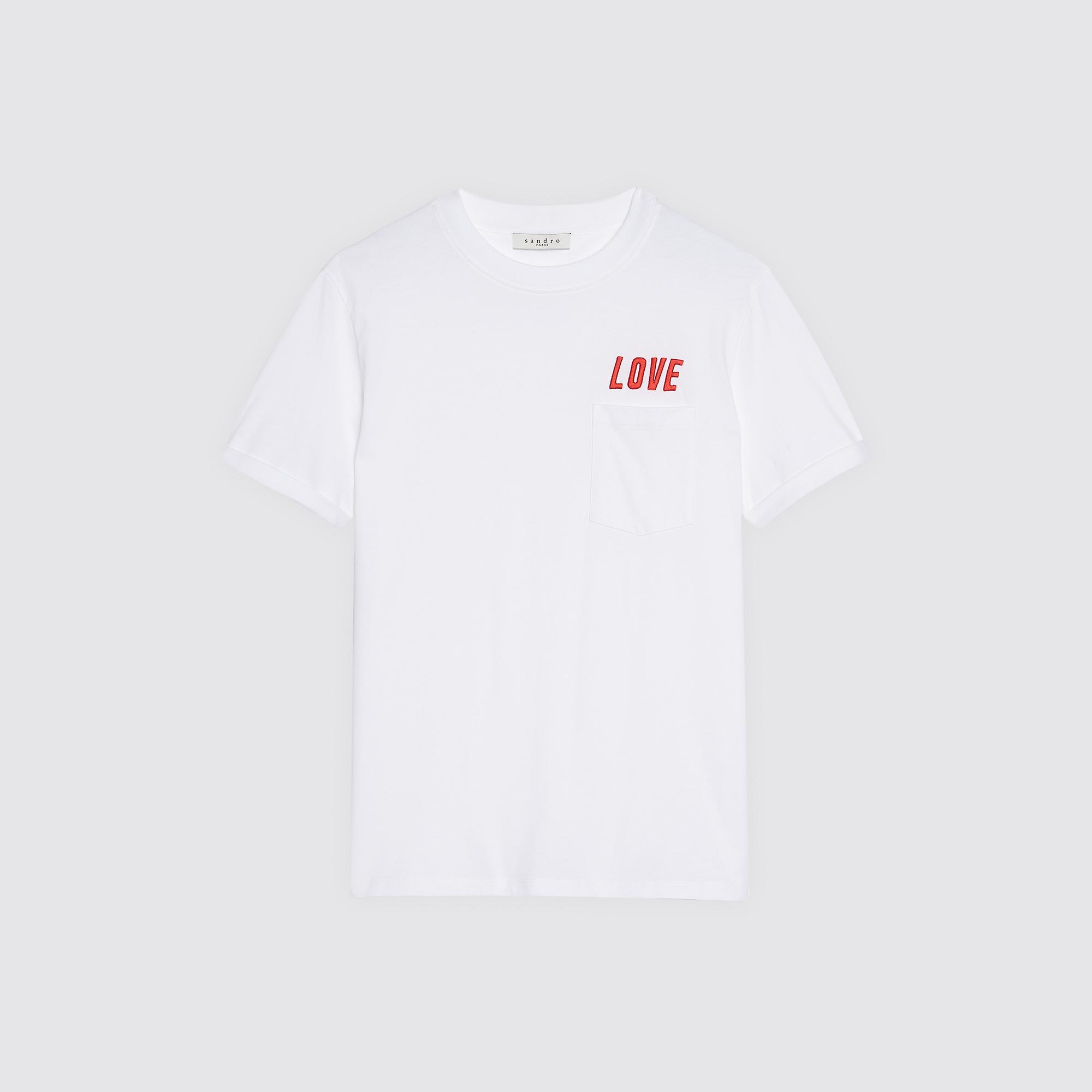 Anuela Tops Shirts Sandro Paris