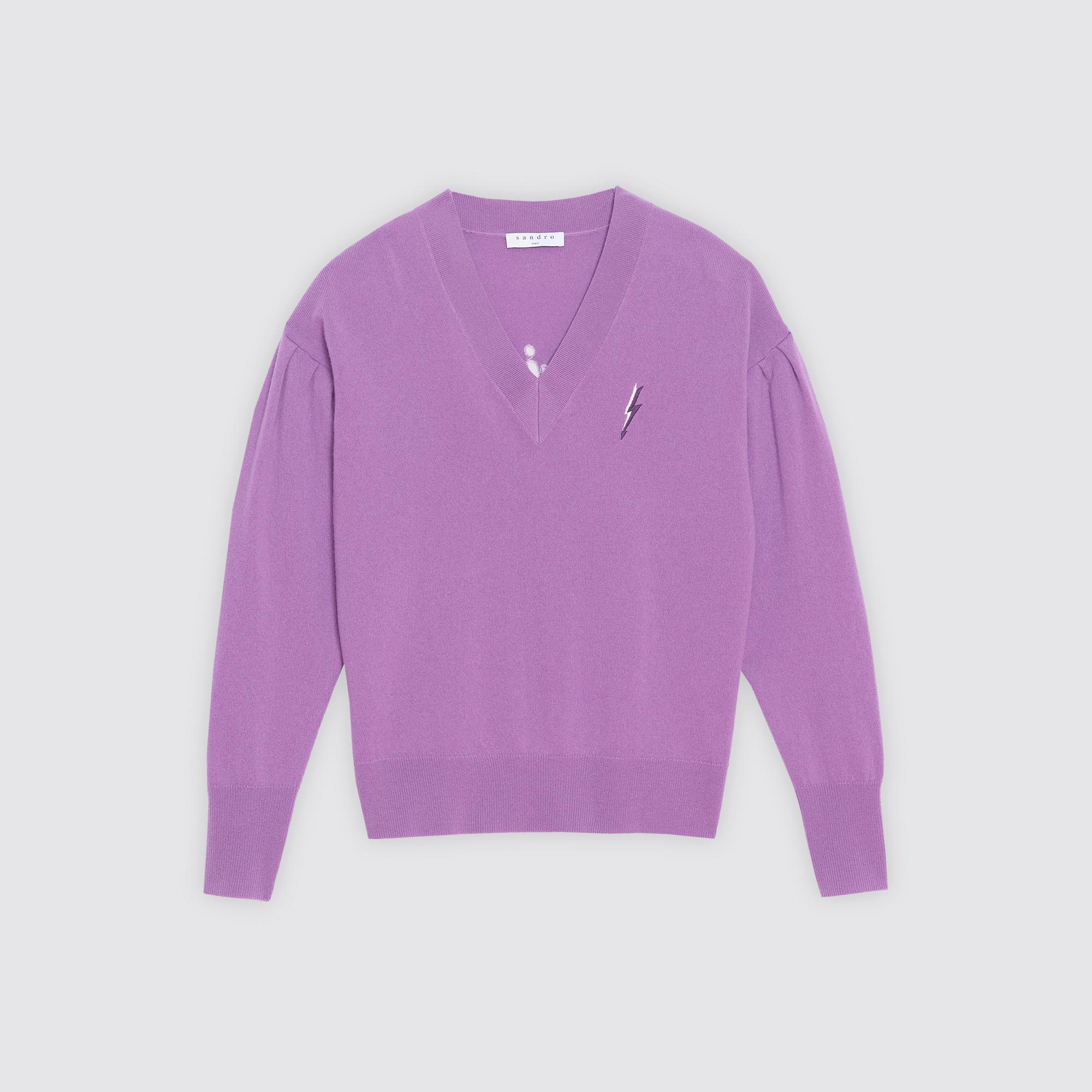 ourida sweaters sandro paris